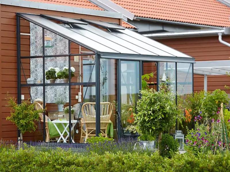 5 viktige spørsmål og svar når du skal bygge drivhus.